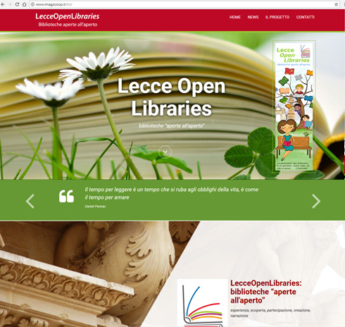 Lecce Open Libraries